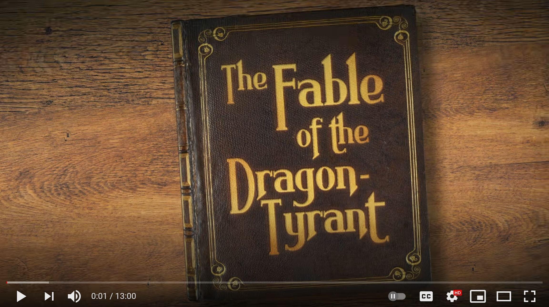 CGP Grey - The Fable of the Dragon-tyrant